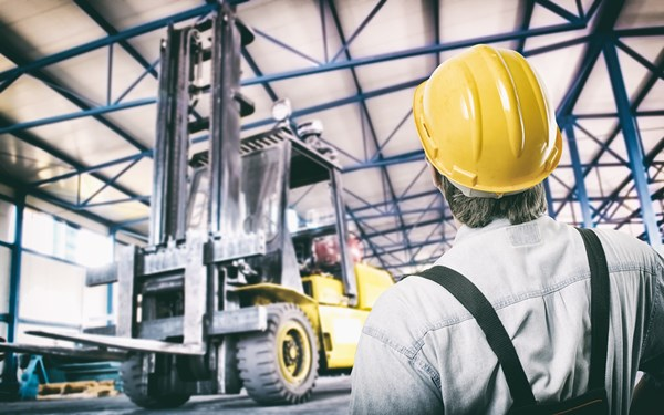 """Forklifts continue to be a major factor in workplace deaths and injuries."""