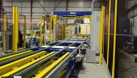 Fromm Automatic Strapping System