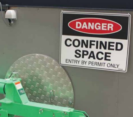 """Confined space accidents are notorious for multiple fatalities with the single largest risks being the injury and subsequent recovery of a person from a confined space."""