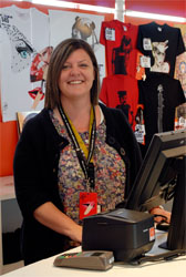 Jennifer Castle - Merchandise Manager of Melbourne & Olympic Parks