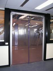 Flexible PVC Swing Doors