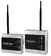 RadioLinx Industrial Frequency Hopping serial and Ethernet radios