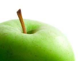 Apple skins were found to be rich in polyphenols, chemical compounds containing antioxidants.