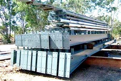 Structural Steel - Steel Beam