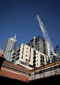 Office building is set to remain weak in 2010/11, before an upturn in 2011/12.