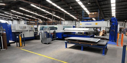 Wilson & Gilkes range of TRUMPF lasers