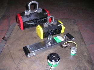Many options available in Lifting Magnets