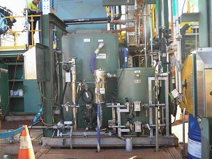 Ultraspin Oily Water Separation System