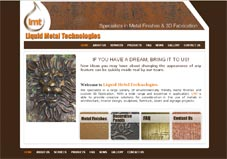 Liquid Metal Technologies's New Website