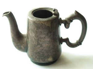 Storing drinking water in silver vessels had been common practice for centuries.