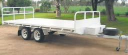 Rebel Equipment offers a wide range of trailers