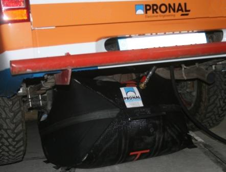 CLC lifting cushions and complementary Pronal bags combine the advantages of high durability and power with gentle, precisely controlled lifting that can spread the load over broader surfaces of the object being lifted, rather than focusing the power on point loads.
