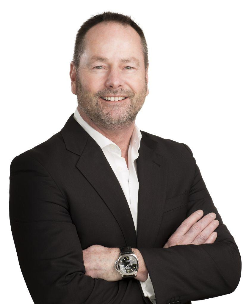 Todd Hunt, SYSPRO Australasia Sales Director
