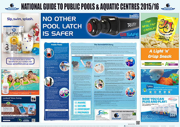 National Guide to Public Pools & Aquatic Centres 2015/16