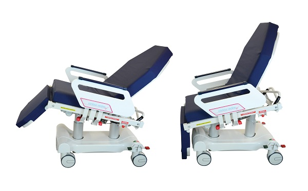 The Contour Recline has infinite positioning