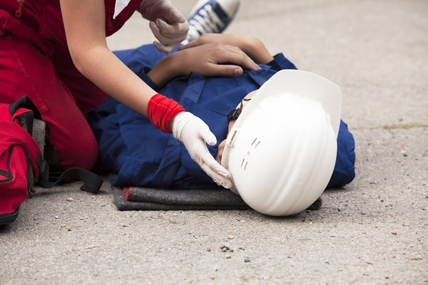 """A fall in injuries benefits business through a healthier workforce and reduced workers compensation premiums."""