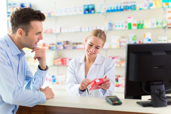 """This is the 'pharmacy of the future' – as it's about focussing on the local community needs and working collaboratively with other healthcare providers, particularly GPs."""