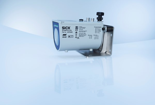 DL1000 long-range distance sensor from SICK