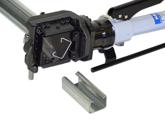 M-400 Manual Hydraulic Strut Cutter