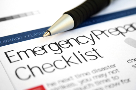 Your external emergency plan needs to have clear procedures to deal with all possible scenarios, be it evacuation or safe shelter within your premises until the crisis passes.