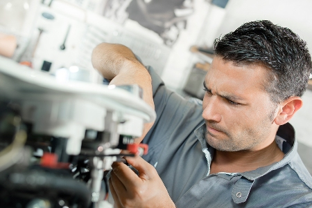 Your program should be designed to minimise the need for qualified technicians.