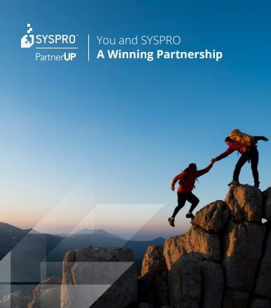 You & SYSPRO - A winning partnership