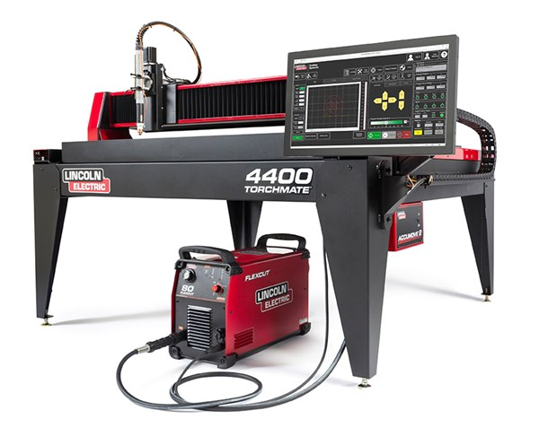 New Cutting Table Released Torchmate 4400 Amp 4800