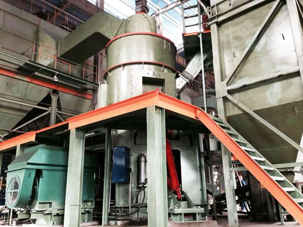 coal gangue vertical mill