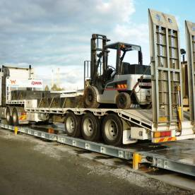 AccuWeigh Portable Weighbridge