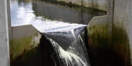 V-notch Weir