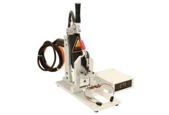 Benchtop Low Pressure Plastic Moulding Machine | TM101