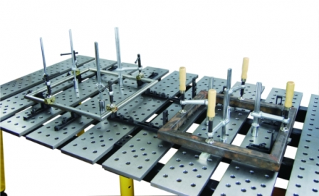Weldquip Buildpro Clamp Amp Welding Table Workbenches