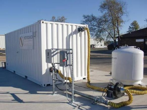 Fumigation Scrubbing Systems Phosphine Industrysearch