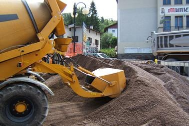 Fiori Equipment Concrete Mixers Fiori Db 400 S