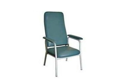 Hospital Furniture High Back Lounge Chair