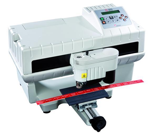 Engraving Machine Is200iq Etching Engraving Laser Marking