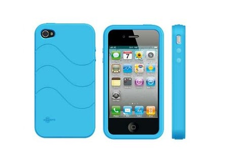 finest selection 454a5 153ed Anti-Radiation Phone Cover | Silicon Case - iPhone 4/4S