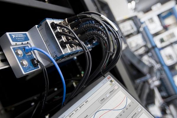 NI CompactDAQ Rugged 8-Slot Ethernet Chassis