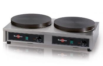 electric crepe maker krampouz cecig. Black Bedroom Furniture Sets. Home Design Ideas