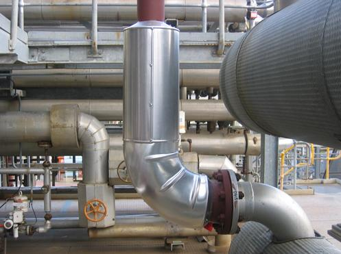Pipe Amp Process Insulation Amp Cladding Industrysearch