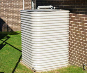 Square Water Tanks | Tankworks - IndustrySearch Australia