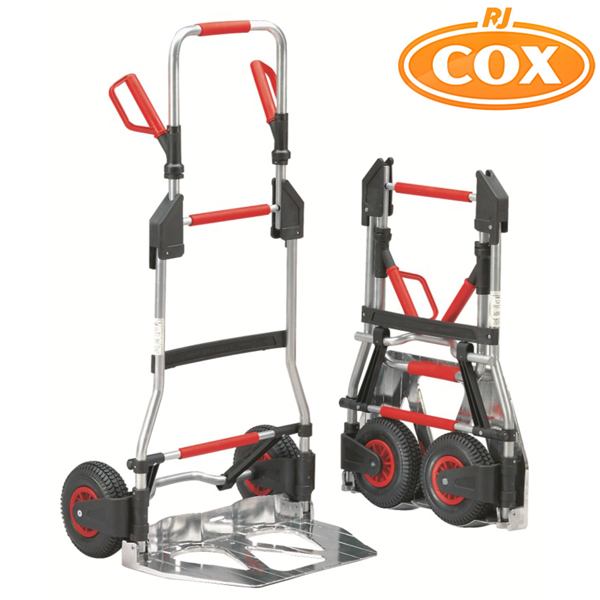 heavy duty folding hand truck ruxxac cart jumbo - Heavy Duty Hand Truck