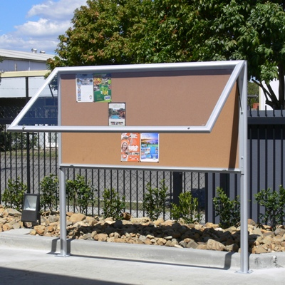 Outdoor Notice Boards Weatherpro