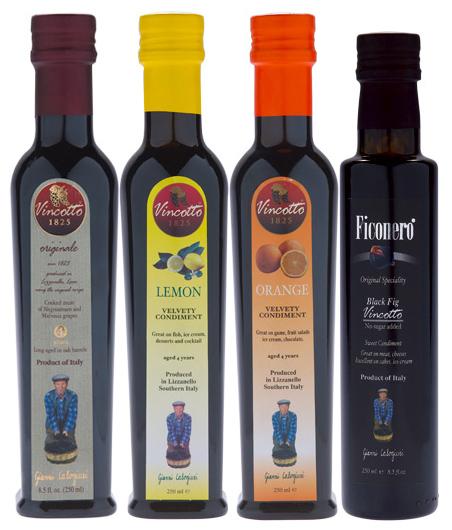 how to make vincotto vinegar