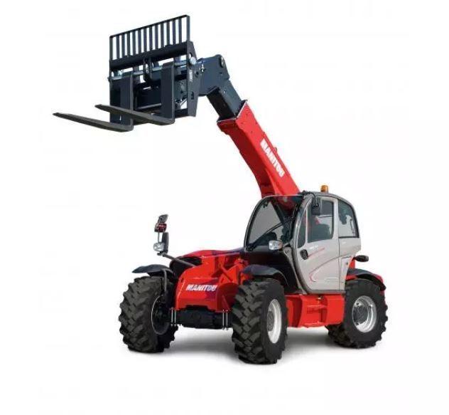 Manitou MT625 Telehandler - IndustrySearch Australia