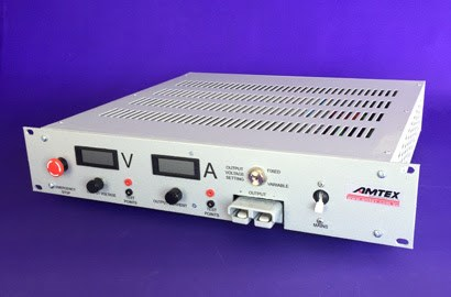 Custom Made Variable DC Power Supply - IndustrySearch Australia