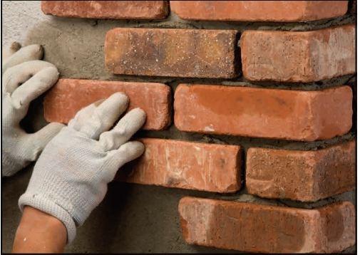 Stick A Brick Thin Real Brick Facings For Walls