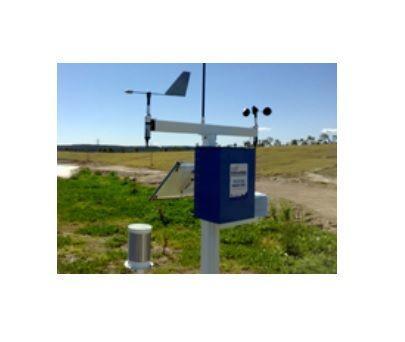 Ten Metre Tilt-down Weather Station Mast - IndustrySearch Australia