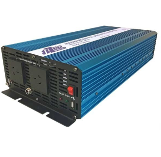 Chargers & Inverters Home & Garden 1500w Pure Sine Inverter Charger 12v Cameleon