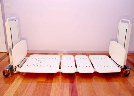 floor level bed  Electric Floor Level Bed | Ultra Low Bed | Mac-2